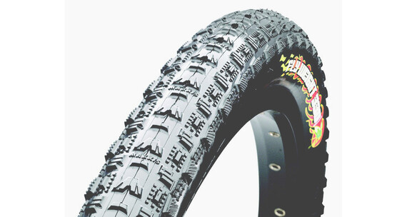 "Maxxis FlyWeight 330 - Cubiertas - 26 x 2,00"", EXC, flexible negro"